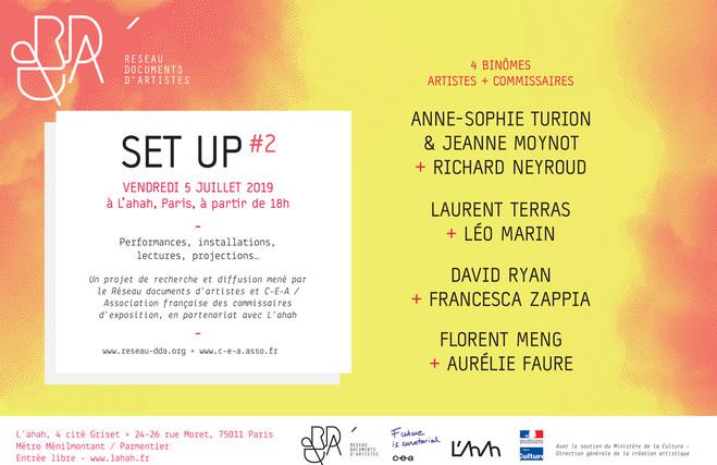 Set Up #2 - L'ahah Griset
