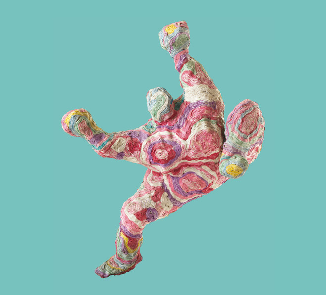 Niki de Saint Phalle à La Malmaison - Galerie G-P & N Vallois