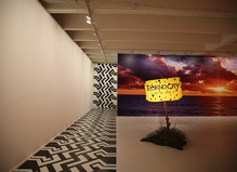 Gilles Barbier & Peter Stämpfl au Tripostal - Galerie G-P & N Vallois