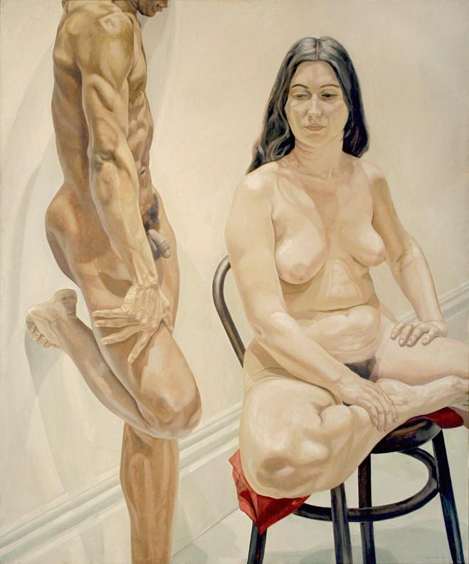 Philip Pearlstein - Galerie Templon