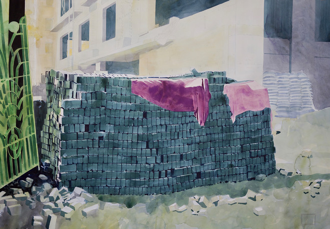 Yvan Salomone - Xippas Gallery