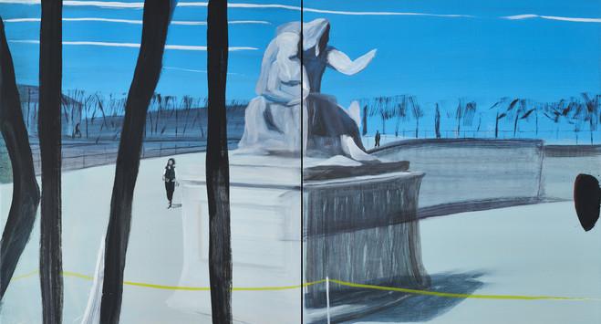 Marc Desgrandchamps - Lelong & Co Gallery