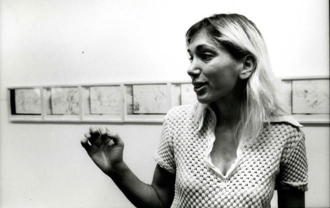 Ellen Cantor, Club Vanessa (The London Tape), 1996 - Le Crédac