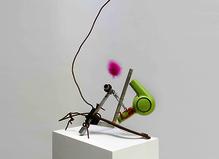 Bricolages et Débri(s)collages - Galerie G-P & N Vallois