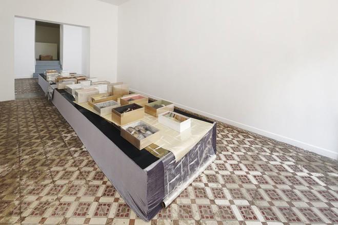 Liz Magor - Marcelle Alix Gallery