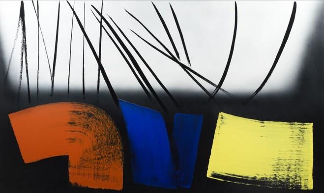 Hans Hartung - Musée d'Art Moderne de la ville de Paris