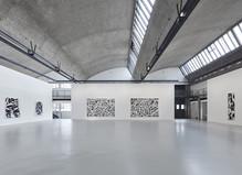 Les noirs du blanc, les blancs du noir - Gagosian, Le Bourget Gallery