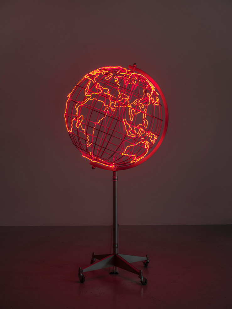Mona hatoum sculpture chantal crousel 2 large2