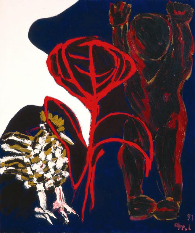 Karel Appel - Galerie Almine Rech