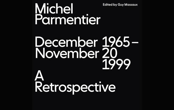 Michel Parmentier - Galerie Loevenbruck