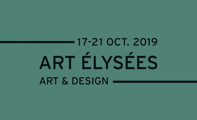Art Élysées 2019 - Avenue des Champs Elysées – Pavillon Ephémère