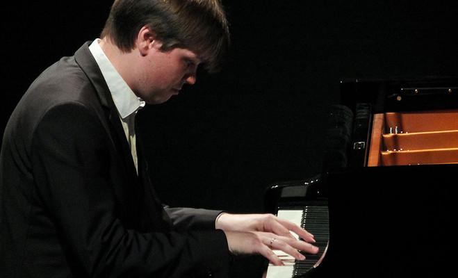 Concert d'Alexander Sonderegger - Institut hongrois de Paris