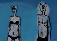 Entretiens sur l'art—Alain Séchas - Fondation d'entreprise Ricard