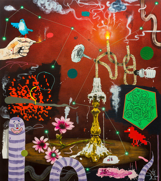 Dan Brault - Galerie Isabelle Gounod