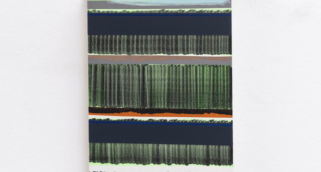 Juan Uslé - Lelong & Co Gallery