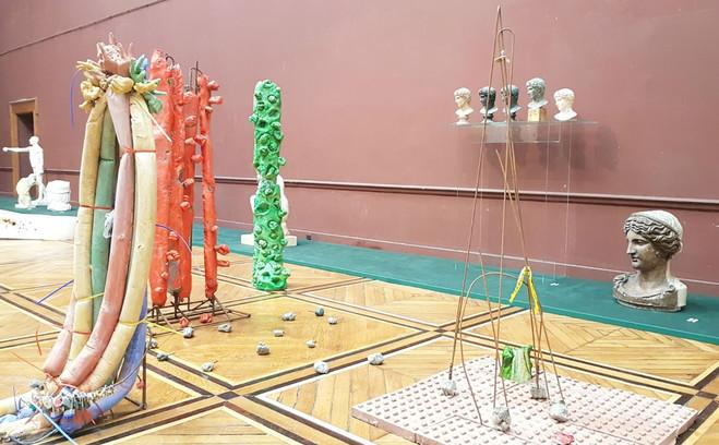 Sculptures infinies - École des beaux-arts — Palais des Beaux-Arts