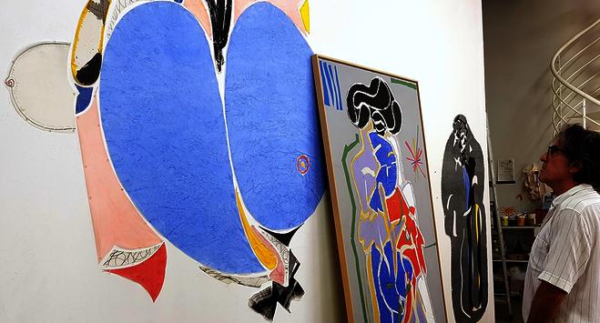 Christian Bonnefoi - Oniris — Rennes Gallery