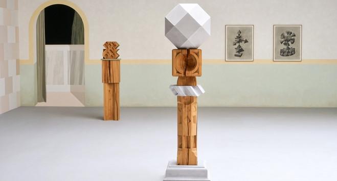 Raphaël Zarka - Le Portique centre régional d'art contemporain du Havre