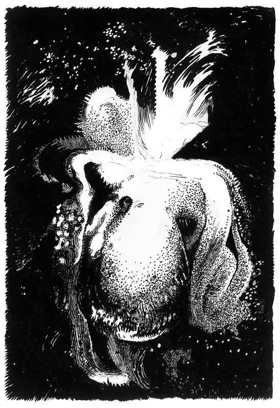 Julien Tiberi, Symphonic Lava - Galerie Semiose
