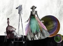 Éva Magyarósi : Beau comme la rencontre fortuite du réel et du conte des fées… - Institut hongrois de Paris