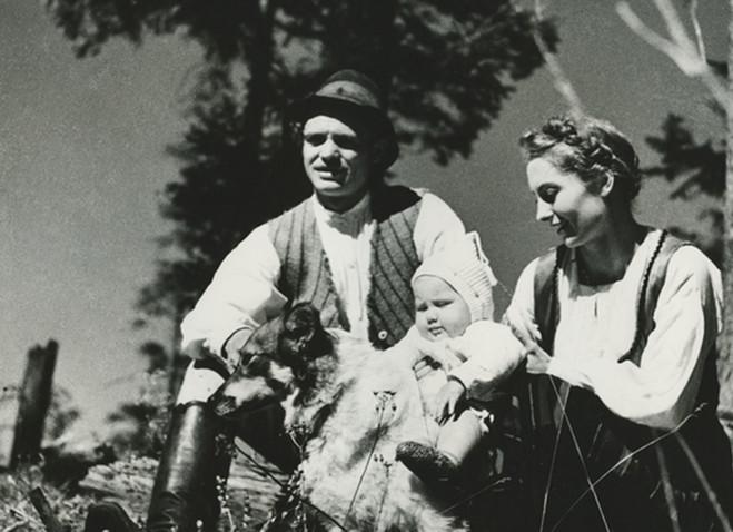 Les hommes de la montagne—film d'István Szőts - Institut hongrois de Paris