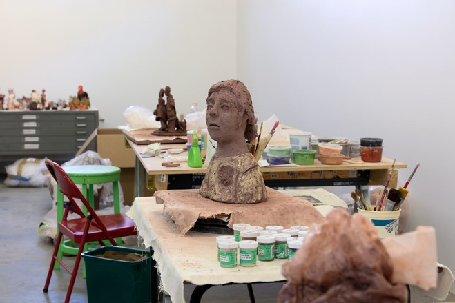 Sally Saul - Galerie Almine Rech