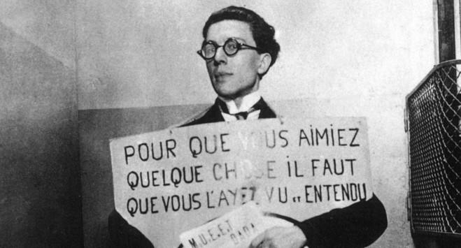 Champs magnétiques : naissance du surréalisme - Bibliothèque nationale de France