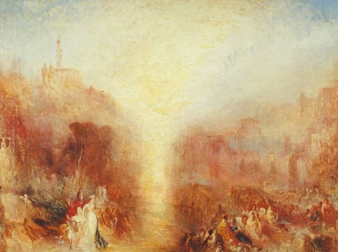 Turner - Musée Jacquemart-André