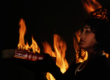 No apagues mi fuego, déjame arder - Galerie G-P & N Vallois