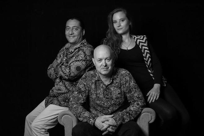 Concert du trio János Nagy - Institut culturel hongrois, Paris