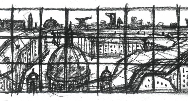 Sergei Tchoban - La Galerie d'Architecture