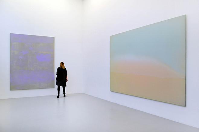 Gérard Traquandi & la Donation Albers-Honegger - Espace de l'Art Concret