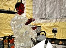 Billie Zangewa - Templon Gallery