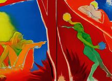 Allen Jones - Almine Rech Gallery