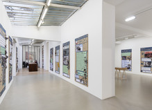 Thomas Hirschhorn - Chantal Crousel Gallery