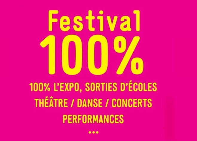 Festival 100% - La Villette