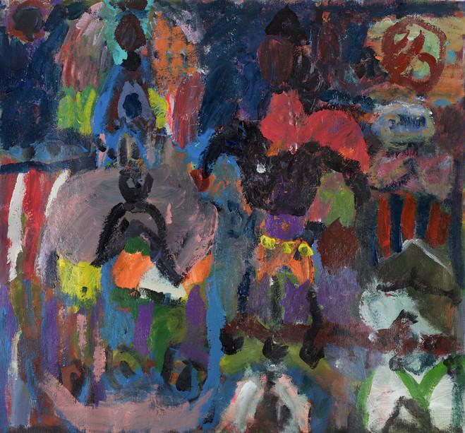 Marine Joatton - Galerie Berthet – Aittouarès
