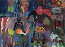 Marine Joatton - Berthet – Aittouarès Gallery