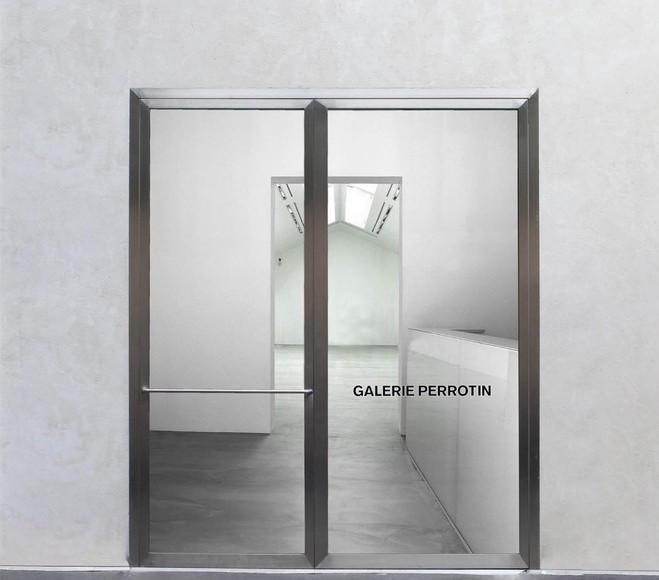 Restons unis - Galerie Emmanuel Perrotin – Saint Claude