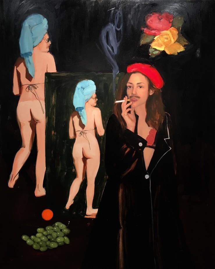 Jenna gribbon peinture artiste 14 2 large2