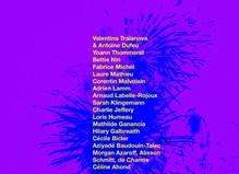 Les écritures bougées, le festival - CAC La Traverse, Centre d'art contemporain d'Alfortville