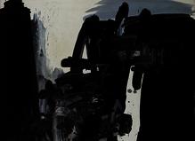 Noir c'est noir - Berthet – Aittouarès Gallery