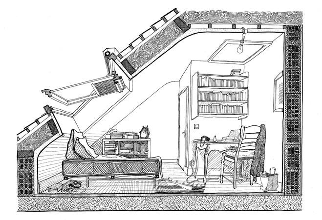 L'atelier confiné - La Galerie d'Architecture