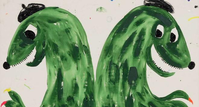 Szabolcs Bozó—Big Bang - Semiose Gallery