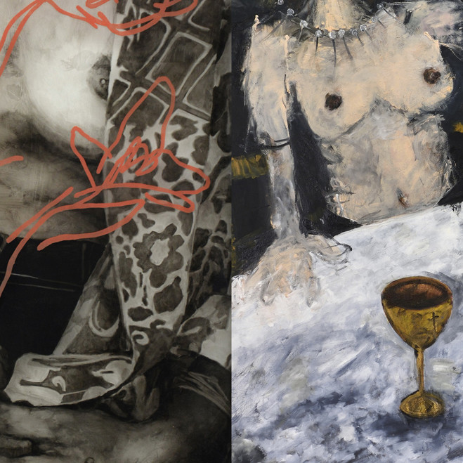 Les Analogues - Isabelle Gounod Gallery