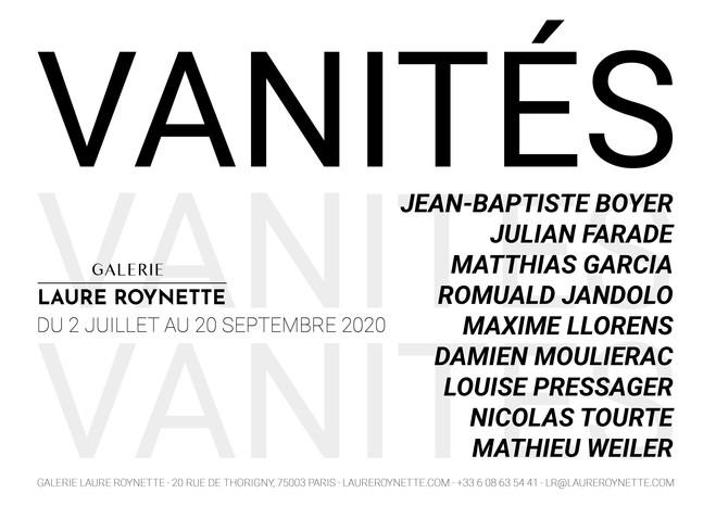 Vanités - Galerie Laure Roynette