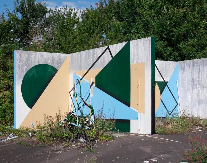 Plaine d'artistes - La Villette