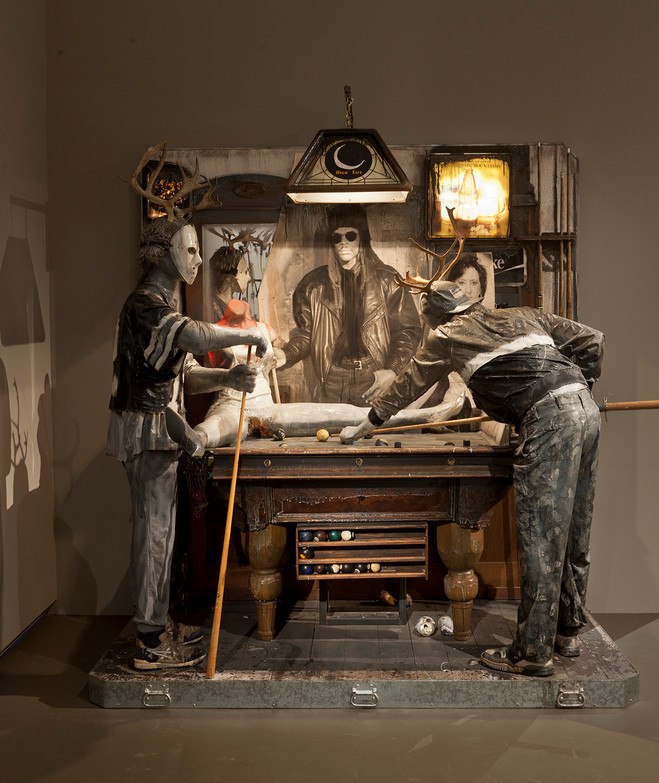 Edward & Nancy Kienholz - Templon Gallery