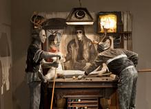 Edward & Nancy Kienholz - Templon Gallery