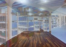 Wunderkammer Café - Galerie mfc – Michèle Didier